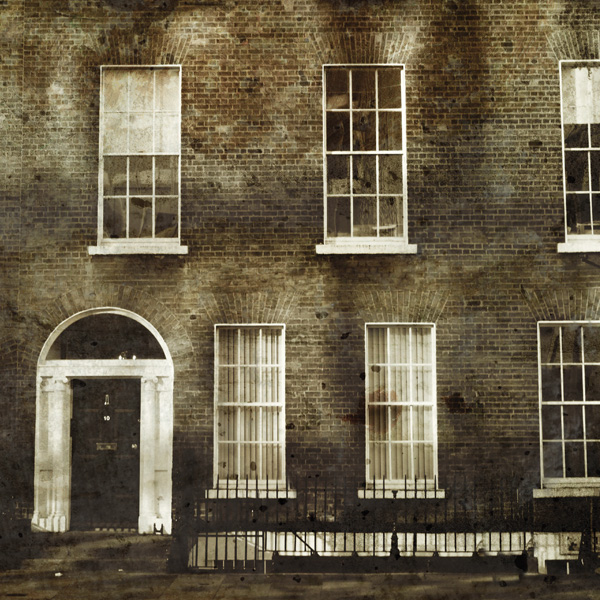 Solvar's first premises, 10 Harcourt Street, Dublin