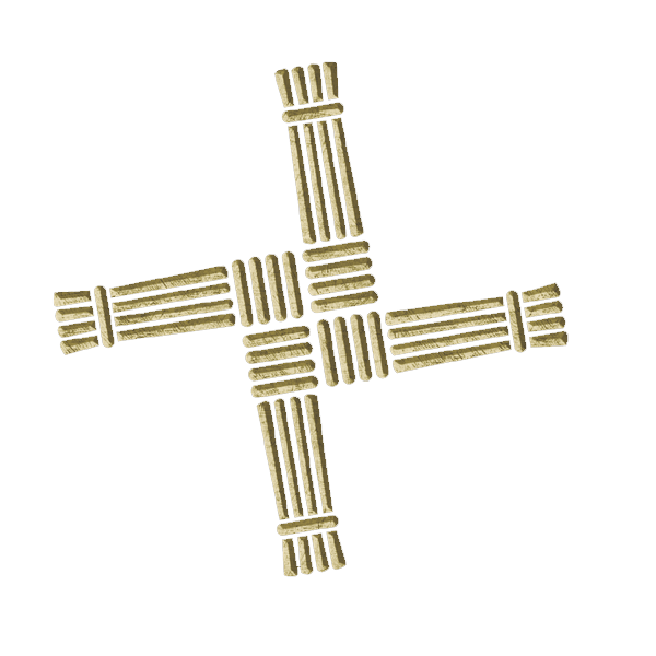 St Bridget's Cross symbol